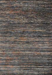 Loloi Dreamscape Dm-12 Slate - Orange Area Rug