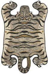 Loloi Feroz Fer-01 Silver Area Rug