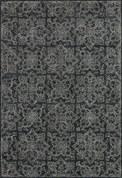 Loloi Filigree Fi-04 Charcoal Area Rug