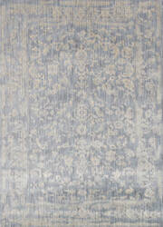 Loloi Florence Fo-01 Light Blue - Ivory Area Rug