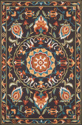Loloi Francesca Fc-54 Brown - Green Area Rug