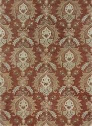 Loloi Fulton Ft-14 Rust Area Rug