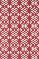 Loloi Felix Fx-01 Red / Ivory Area Rug