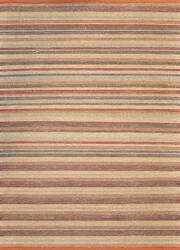 Loloi Green Valley GV-02 Terracotta / Stripe Area Rug