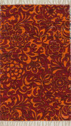 Loloi Aria AR-14 Red / Orange Area Rug