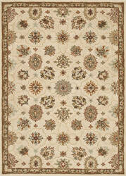 Loloi Fairfield Fairhff01 Ivory / Taupe Area Rug
