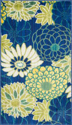 Loloi Isabelle IS-05 Blue / Multi Area Rug