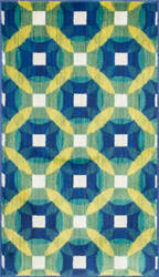 Loloi Isabelle IS-09 Blue / Multi Area Rug