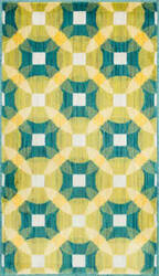 Loloi Isabelle IS-09 Teal / Multi Area Rug
