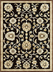 Loloi Halton HL-09 Black - Gold Area Rug