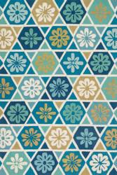 Loloi Olivia OL-06 Blue / Ivory Area Rug