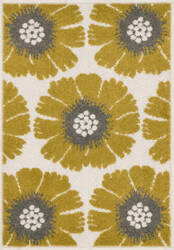 Loloi Terrace TC-16 Ivory / Citron Area Rug