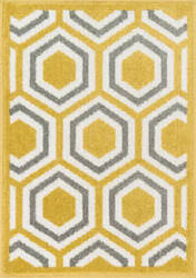 Loloi Terrace TC-01 Citron / Grey Area Rug