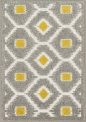 Loloi Terrace TC-08 Grey / Citron Area Rug