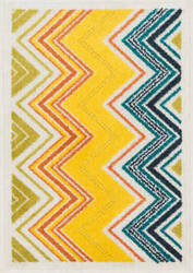 Loloi Terrace TC-11 Ivory / Multi Area Rug