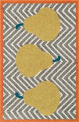Loloi Tilley TI-02 Grey / Green Area Rug