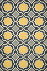 Loloi Weston Hws01 Charcoal / Gold Area Rug