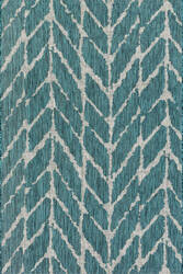 Loloi Isle Ie-02 Teal - Grey Area Rug