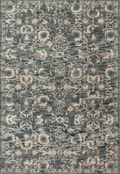 Loloi Izmir Iz-03 Navy - Neutral Area Rug