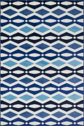 Loloi Juniper JN-03 Ivory / Blue Area Rug