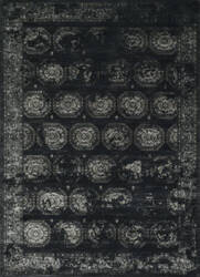 Loloi Journey JO-08 Black / Charcoal Area Rug