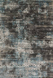 Loloi Kingston Kt-02 Charcoal - Blue Area Rug