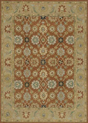 Loloi Laurent Le-02 Redwood / Moss Area Rug