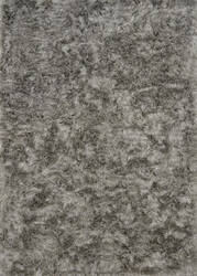 Loloi London Shag Lj-01 Silver Area Rug