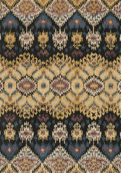Loloi Leyda Ly-03 Black / Light Gold Area Rug