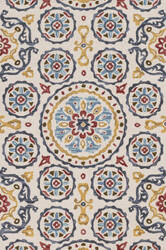 Loloi Mayfield Mf-19 Ink - Blue Area Rug