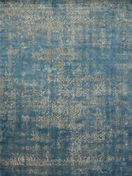 Loloi Millennium Mv-05 Blue - Taupe Area Rug