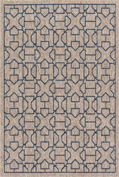 Loloi Newport Np-04 Grey - Blue Area Rug