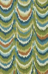 Loloi Olivia Olvahol01 Green / Blue Area Rug