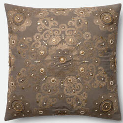 Loloi Pillow P0440 Grey - Gold