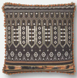 Loloi Pillows P0523 Black - Multi