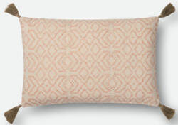 Loloi Pillows P0543 Natural - Orange