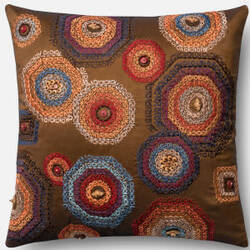 Loloi Pillow P0438 Multi