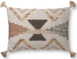 Loloi Pillows P0828 Grey - Multi