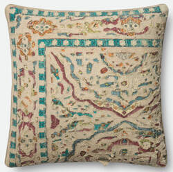 Loloi Pillow P0434 Multi