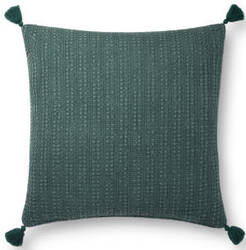 Loloi Pillows P0813 Green Area Rug