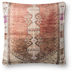 Loloi Pillows P0823 Rust - Multi Area Rug