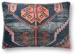 Loloi Pillows P0825 Blue - Multi Area Rug