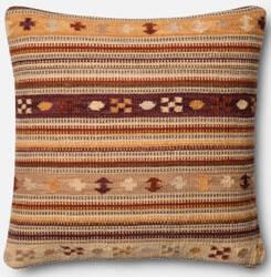 Loloi Pillow P0395 Rust - Gold