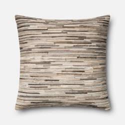 Loloi Pillow P0383 Grey