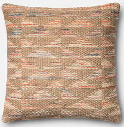 Loloi Pillow P0361 Beige - Coral