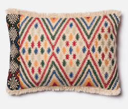 Loloi Pillow P0400 Multi