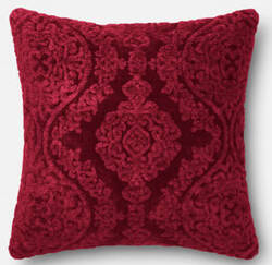 Loloi Pillow Gpi05 Wine