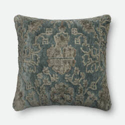 Loloi Pillow Gpi15 Grey - Blue