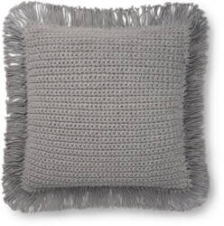 Loloi Pillows P0806 Grey Area Rug
