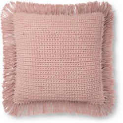 Loloi Pillows P0806 Pink Area Rug